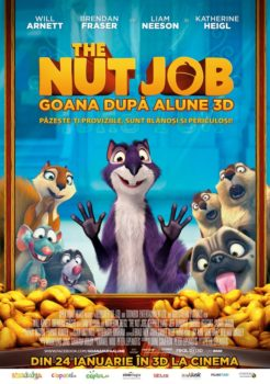 Plakat filmu The But Job