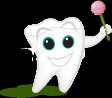 Ząb z lizakiem