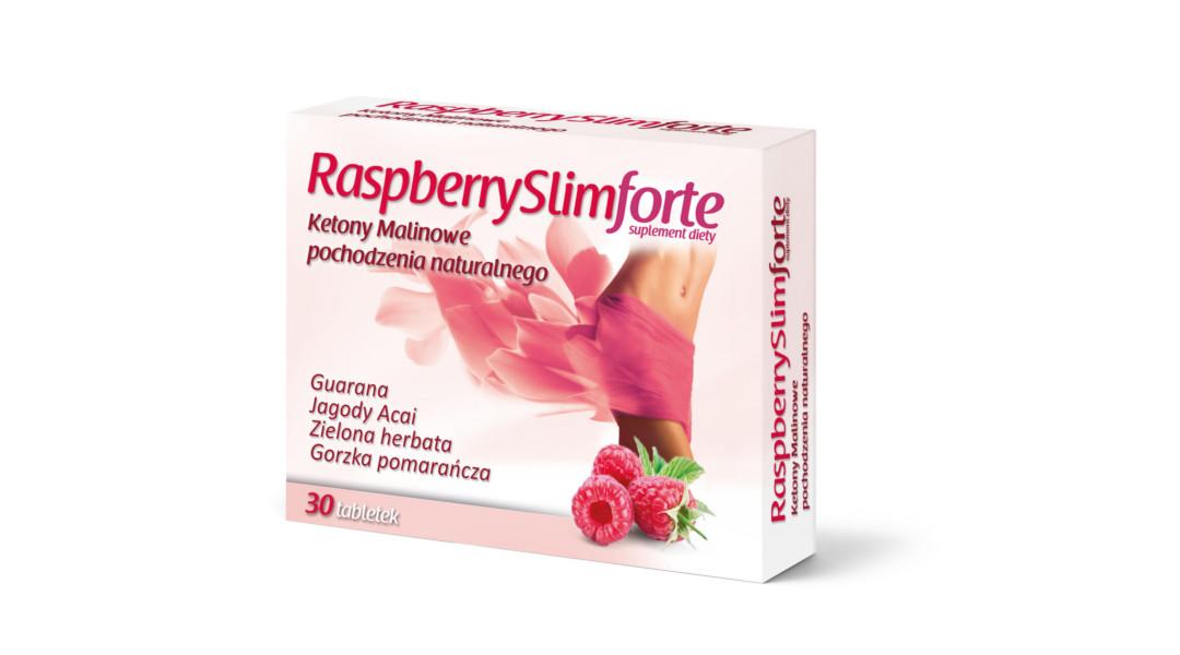 Produkt RaspberrySlim Forte