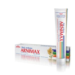 Arnimax maść arnikowa
