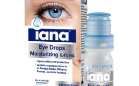 Eye drop line – IANA Premium