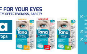NOVELTY! Eye drops IANA – quality, effectiveness, safety
