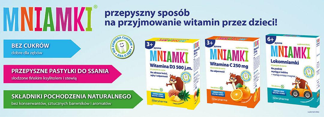 Produkty dla dzieci MNIAMKI