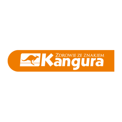 Logo Zdrowie ze Znakiem Kangura